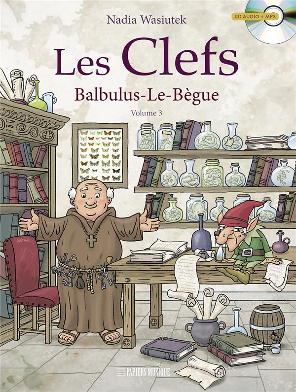 BALBULUS LE BEGUE   VOLUME 3